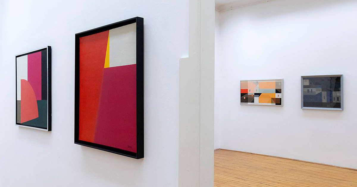 <em>Geometry of Emotions</em> | Exhibition by László Balogh