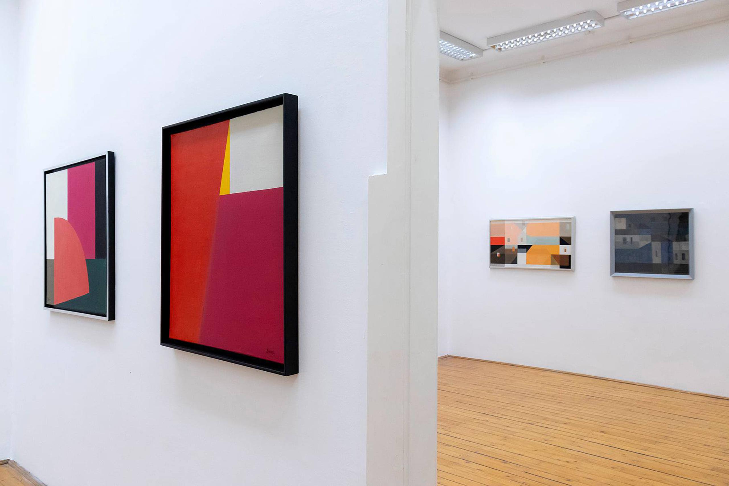 <em>Geometry of Emotions</em>   Exhibition by László Balogh