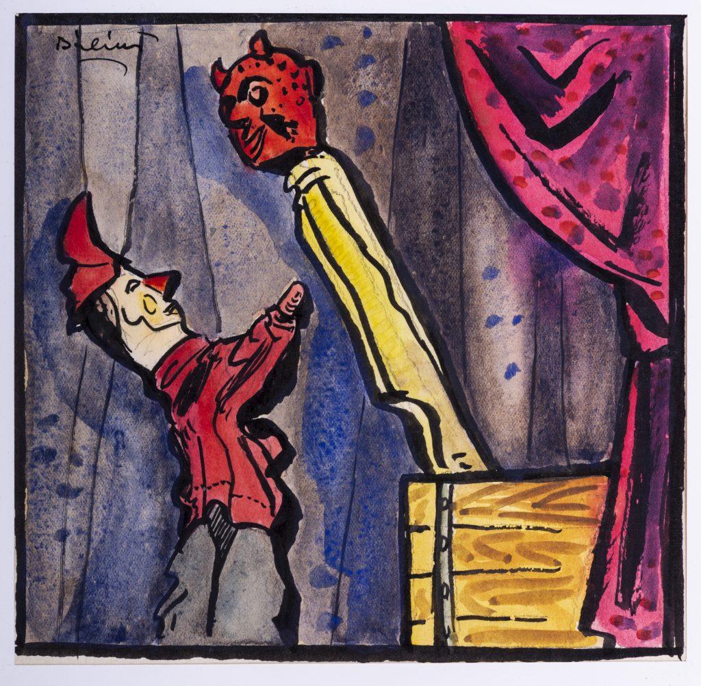 Fabula Bábszínház: Vitéz László és az ördögök   Bábelőadás