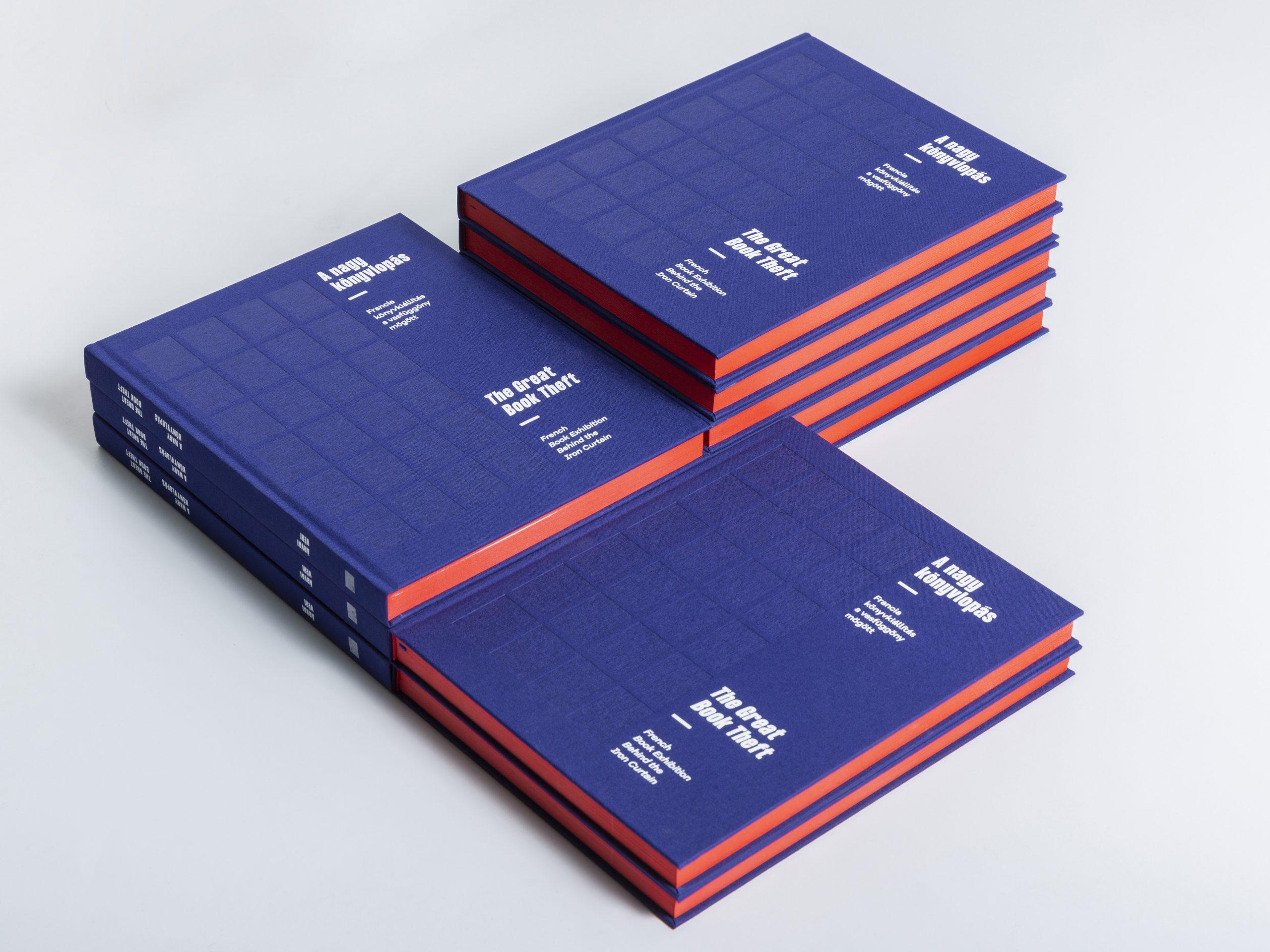 A nagy könyvlopás. Francia könyvkiállítás a vasfüggöny mögött | díj és könyvbemutató